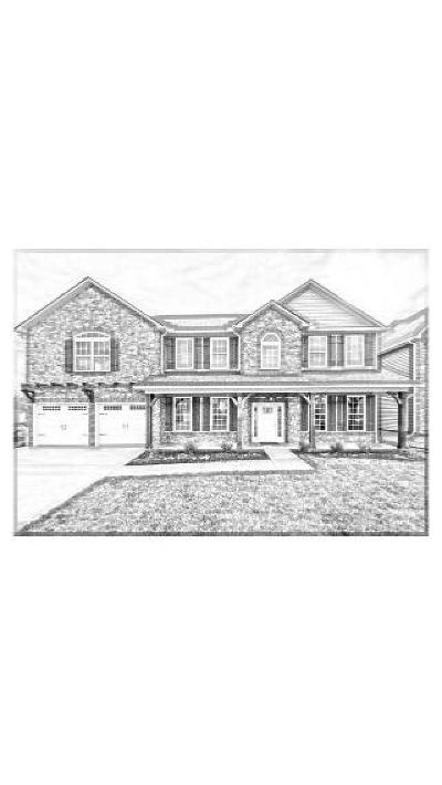 Knoxville Single Family Home For Sale: 1906 Highlands Ridge Lane, Lot 43