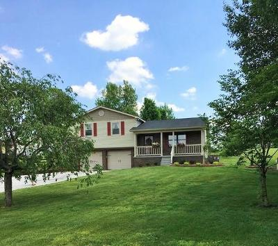 Union County Single Family Home For Sale: 724 Stowers Drive
