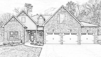 Knoxville Single Family Home For Sale: 1831 Pierceson Point Lane, Lot 35