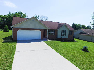 Union County Single Family Home For Sale: 349 Pecan Circle