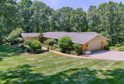 Anderson County, Blount County, Knox County, Loudon County, Roane County Single Family Home For Sale: 900 Twin Coves Drive
