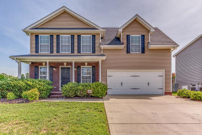 Powell Single Family Home For Sale: 1822 Turning Point Rd