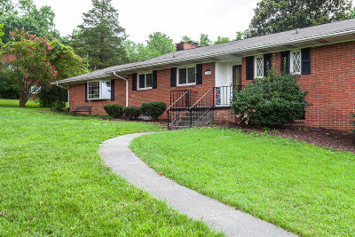Anderson County Single Family Home For Sale: 123 Dana Drive