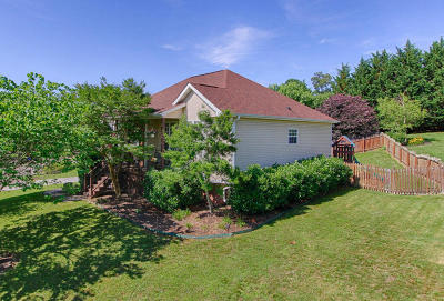Knoxville Single Family Home For Sale: 6721 Creekhead Drive