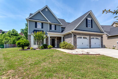Knoxville Single Family Home For Sale: 2813 Macy Blair Rd