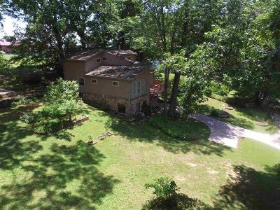 Single Family Home For Sale: 822 Harrell Park Rd