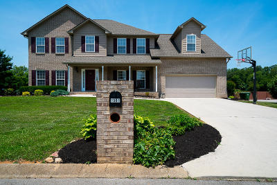 Maryville Single Family Home For Sale: 1501 Crestridge Drive