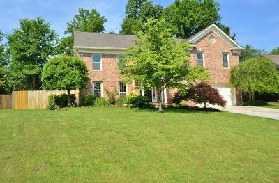 Knoxville Single Family Home For Sale: 808 Hansmore Place