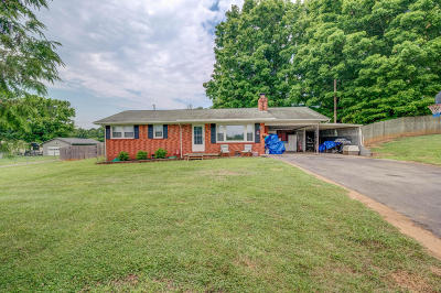 Lenoir City Single Family Home For Sale: 7589 Shaw Ferry Rd