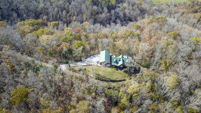 Blount County Single Family Home For Sale: 451 Trails End Rd