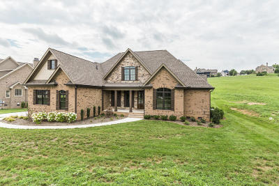 Knoxville Single Family Home For Sale: 525 Barnsley Rd