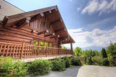 Gatlinburg Single Family Home For Sale: 315 Whippoorwill Ridge Rd
