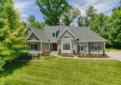 Knoxville Single Family Home For Sale: 1238 Arborbrooke Drive
