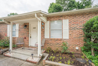 Knoxville Condo/Townhouse For Sale: 2046 Belle Terra Rd