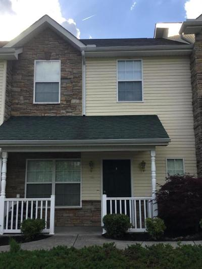 Sevierville Condo/Townhouse For Sale: 524 Allensville Rd #25