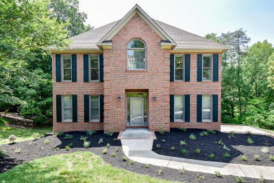 Knoxville Single Family Home For Sale: 10269 Tan Rara Drive