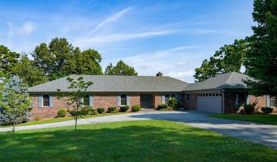 Knoxville Single Family Home For Sale: 9611 Tunbridge Lane