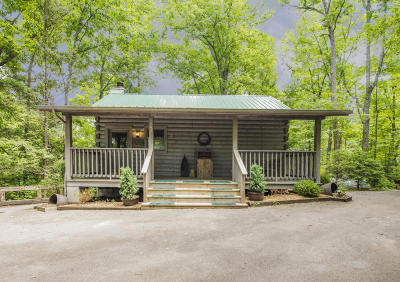 Gatlinburg Single Family Home For Sale: 1147 Ogle Hills Rd