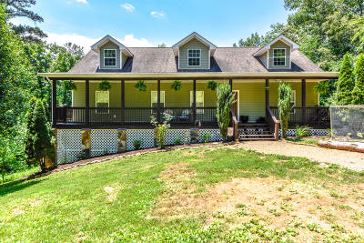 Union County Single Family Home For Sale: 291 Tobits Fides Lane