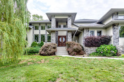Knoxville Single Family Home For Sale: 12124 Channel Point Drive