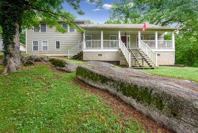 Single Family Home For Sale: 4345 Quarry Rd