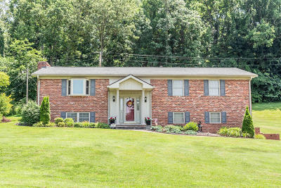 Single Family Home For Sale: 1321 Crestwood Drive