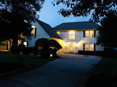 Knoxville Single Family Home For Sale: 10512 Eagles View Drive #4