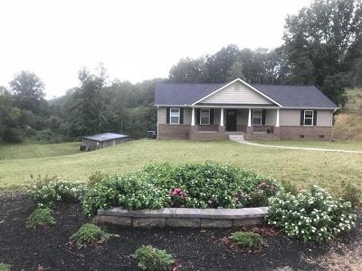 Lenoir City Single Family Home For Sale: 1881 White Wing Rd
