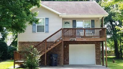Pigeon Forge Single Family Home For Sale: 820 Plantation Drive