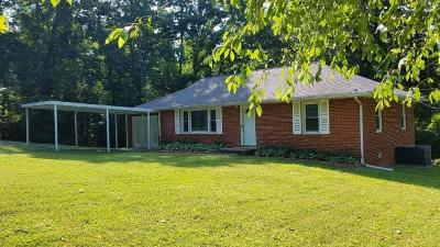 Powell Single Family Home For Sale: 203 Foust Carney Rd