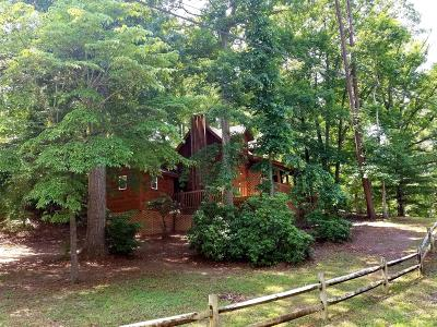 Pigeon Forge Single Family Home For Sale: 3310 Twin City Way