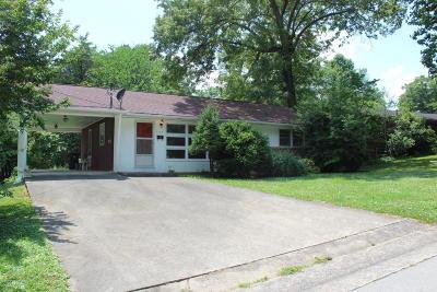 Oak Ridge Single Family Home For Sale: 147 Iroquois Rd