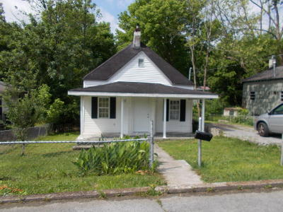 Middlesboro Single Family Home For Sale: 125 Lynnwood Rd