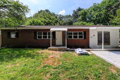Maryville Single Family Home For Sale: 2318 Patrick Ave