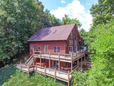 Anderson County, Blount County, Knox County, Loudon County, Roane County Single Family Home For Sale: 285 Arrowhead Trail