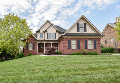 Knoxville Single Family Home For Sale: 11853 Abners Ridge Drive
