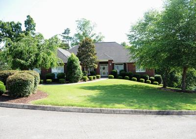 Knoxville Single Family Home For Sale: 3352 Whispering Oaks Drive