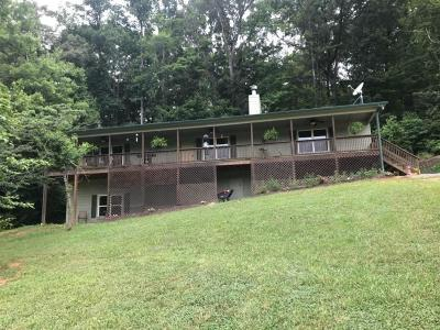 Anderson County Single Family Home For Sale: 2149 Dutch Valley Rd