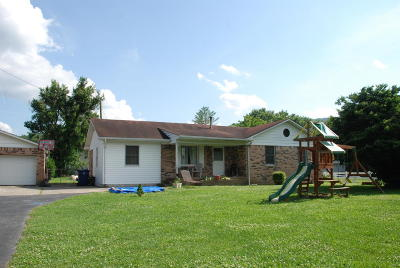 Middlesboro Single Family Home For Sale: 1315 Chester Ave