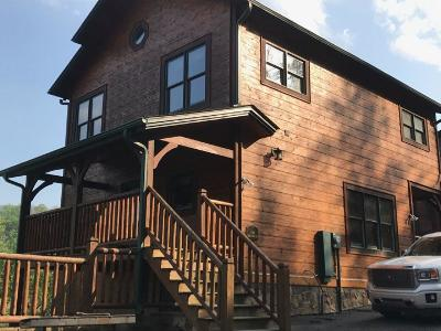 Gatlinburg Single Family Home For Sale: 828 Resort Way