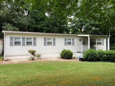 Knoxville Single Family Home For Sale: 1833 Lovell Road