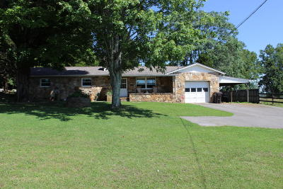 Knoxville Single Family Home For Sale: 11721 Black Rd