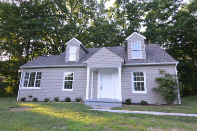 Single Family Home For Sale: 105 Lakeview Church Rd