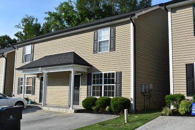 Knoxville Condo/Townhouse For Sale: 4738 Forest Landing Way