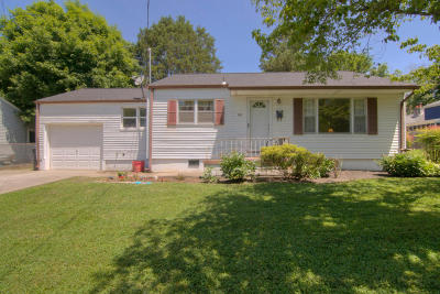 Knoxville Single Family Home For Sale: 2929 Rennoc Rd