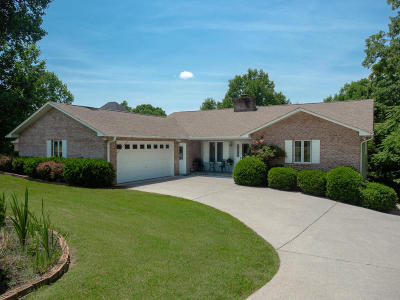 Greenback Single Family Home For Sale: 366 Parkwood Circle