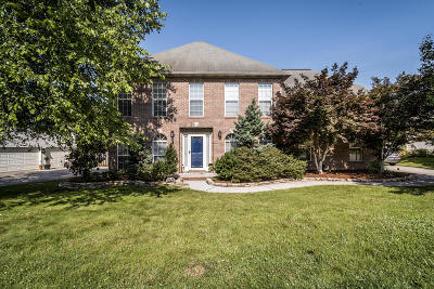 Knoxville Single Family Home For Sale: 2483 Maple Crest Lane