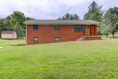 Morristown Single Family Home For Sale: 4227 Cameron Rd