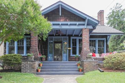 Knoxville Single Family Home For Sale: 700 E Scott Ave