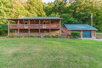 Lafollette Single Family Home For Sale: 696 Young Rd